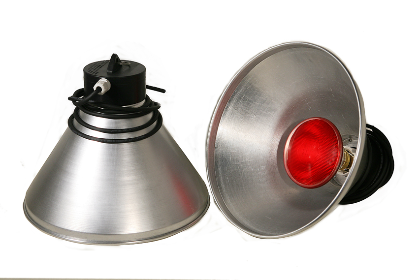 Lamp holder for infrared lamp type Luxury – code 140