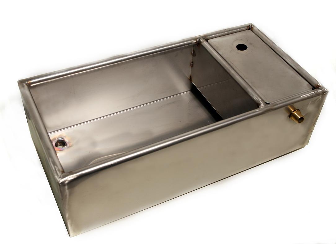 Abbeveratoio a vasca in acciaio inox 304 – Codice 310
