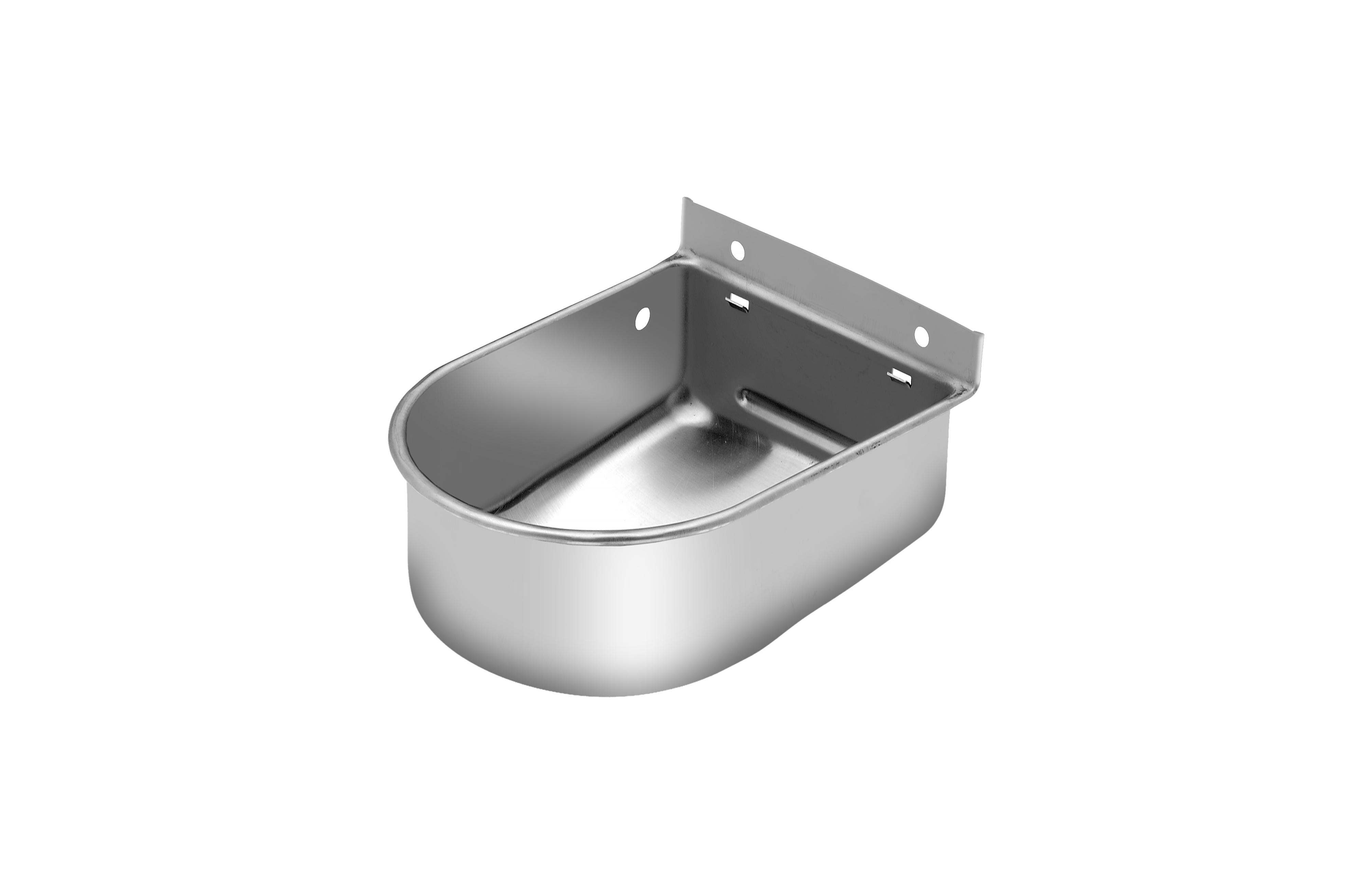 Stainless steel manger – Code 360 M