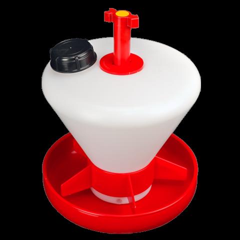 Distributore di latte o medicato in plastica – Codice 373