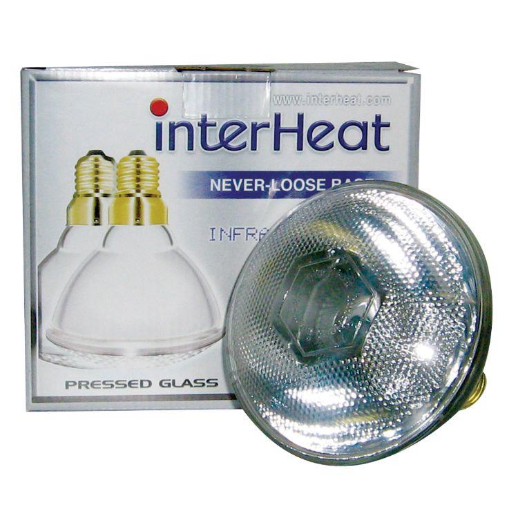 Lampada infrarossi Interheat 100 Watt – Codice 170 IHB