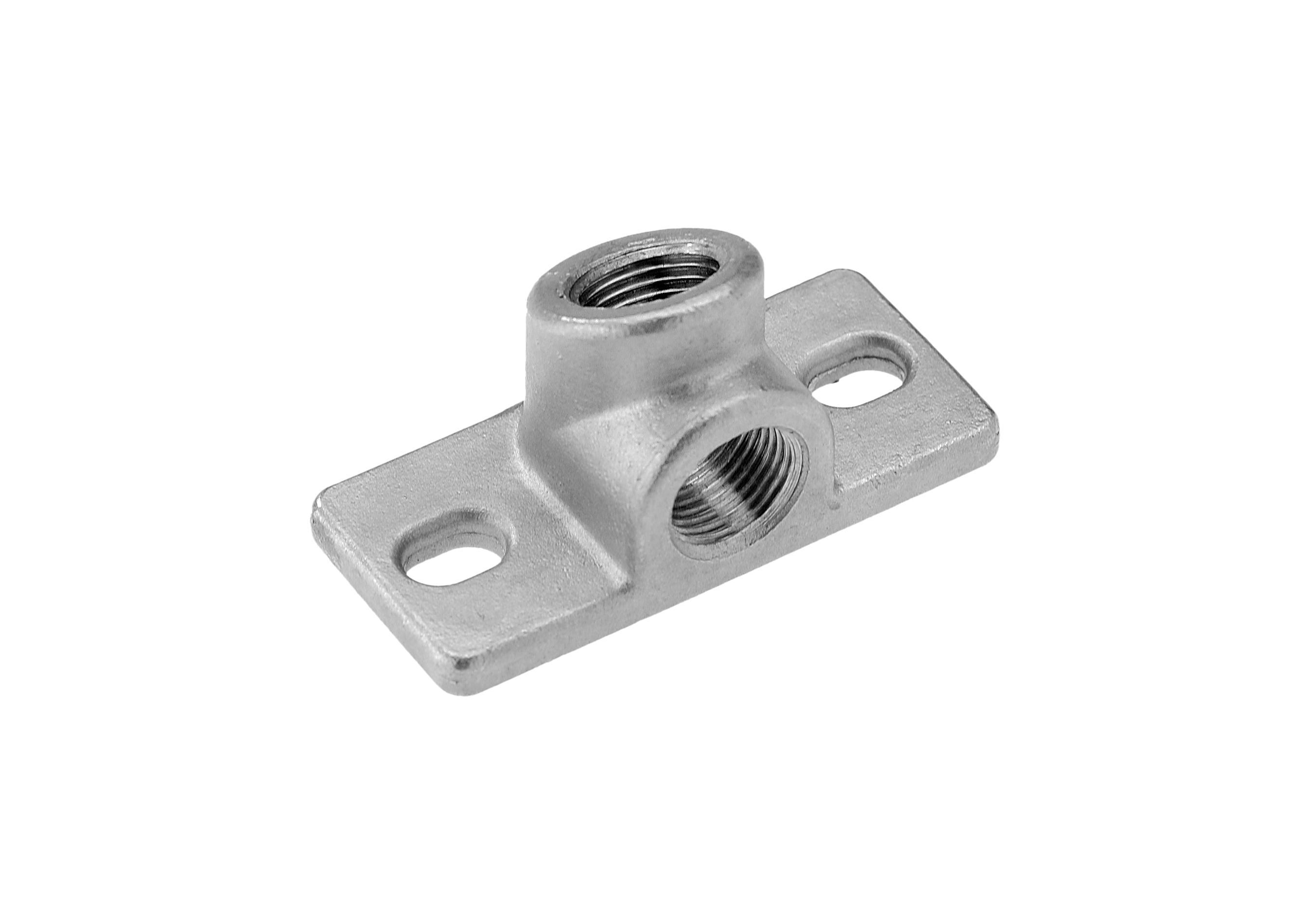 Stainless steel bracket 1/2″ pig – code 125 I