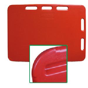 Pannello plastica conduzione suini – Codice 9676